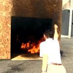 初期火災が怖いオフィスやホテルなどには投てき型が最適
