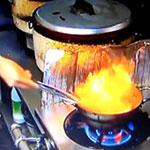 台所の必需品 天ぷら火災用消火スティック